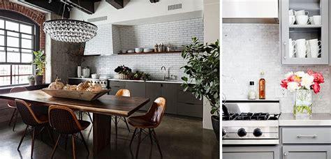 muebles en tonos grises  decorar tu cocina
