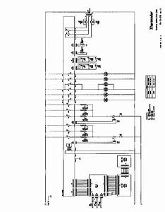 Schematic Diagram  U0026 Parts List For Model C302us Thermador