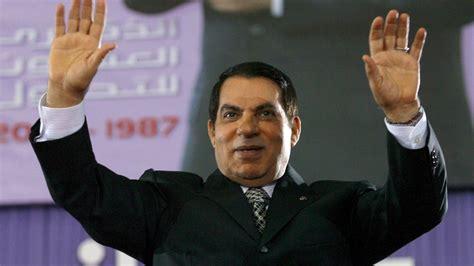 Tunisia's Ben Ali, Autocrat Who Inspired Arab Spring