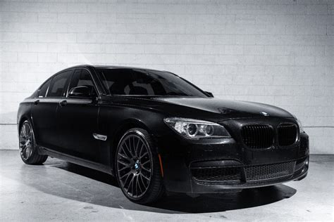 2013 Used Bmw 7 Series M Sport At Envy Auto Group Serving
