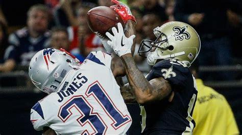 Patriots Notes: Jonathan Jones Comes Through In Clutch Vs ...