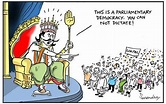 Parliamentary democracy or not: what is the solution ...