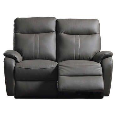 canapé electrique conforama canapé de relaxation électrique 2 places nlk coloris gris