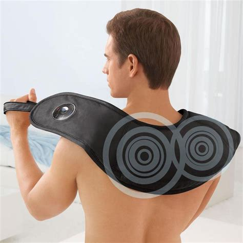 I-Need Neck and Shoulder Pro Massager with Heat - The