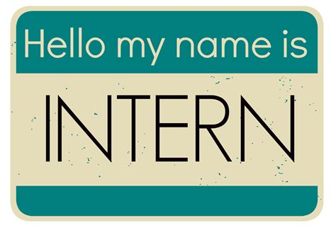 How To Make An Internship Sound On A Resume by The Evp And The Intern Part 2 Porter Novelli