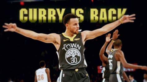 Stephen Curry to rejoin Warriors on Thursday - ABC7 San ...