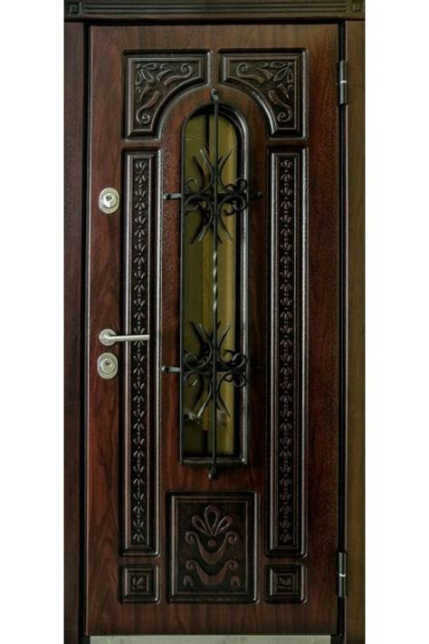 wrought iron security gate front door nucleus home
