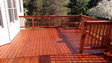 woodcare wood deck stain  sealing services