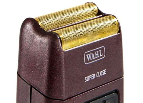 andis profoil wahl star shaver shape
