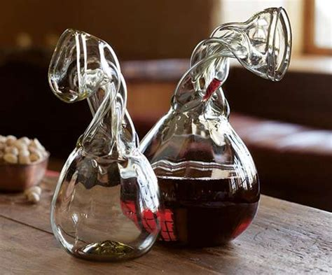 Knight's Decanters Let You Drink Without