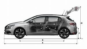 Dimensions Clio 4 : dimensions all new megane cars renault uk ~ Maxctalentgroup.com Avis de Voitures