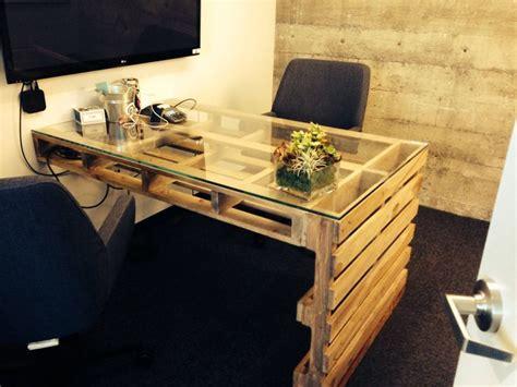 palette bureau époustouflante cette collection de bureau réalisé avec des