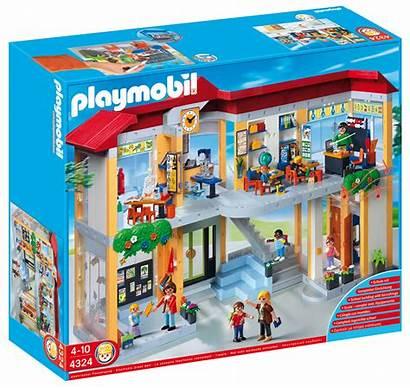 Playmobil 4324 Colegio Compleet Ingerichte Ecole Bol