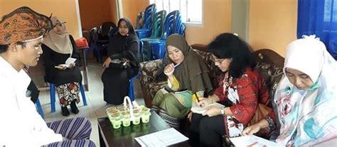 monev stunting  dinas kesehatan kabupaten lombok timur