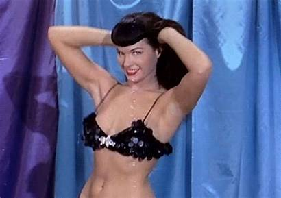 Bettie Gifs Betty 50s Reveals Hair Giphy