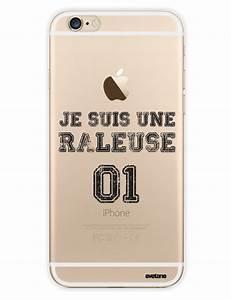 Coque Pour Iphone 6 : coque silicone transparent r leuse pour iphone 6 6s coquediscount ~ Teatrodelosmanantiales.com Idées de Décoration