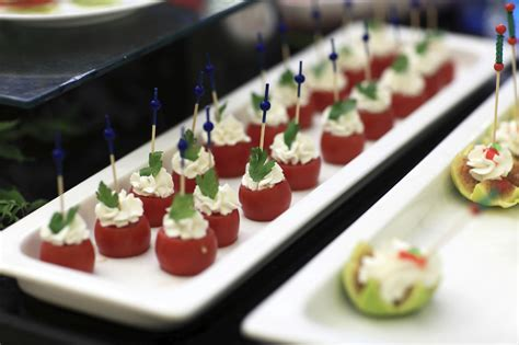 canapes images 8 finger foods and canapés littlerock