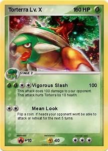 Pokémon Torterra Lv X 1 3 3 - Vigorous Slash 100 - My ...