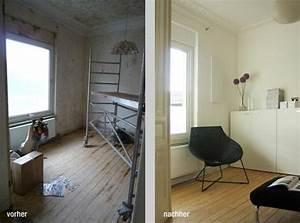 Wohnzimmer Vorher Nachher : wohnzimmer dekorieren ideen fur den mittelstand ~ Watch28wear.com Haus und Dekorationen