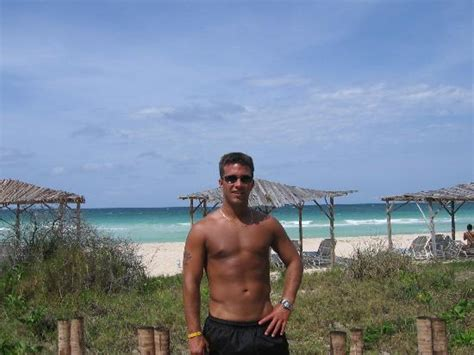 Beach The Background Picture Hotel Colonial Cayo