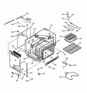 Ge Jds26bw5wh Electric Range Parts