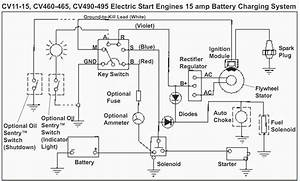 Craftsman Model 917 289223 Wiring Diagram