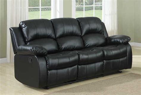how to sell sofa online homelegance cranley reclining sofa set black bonded