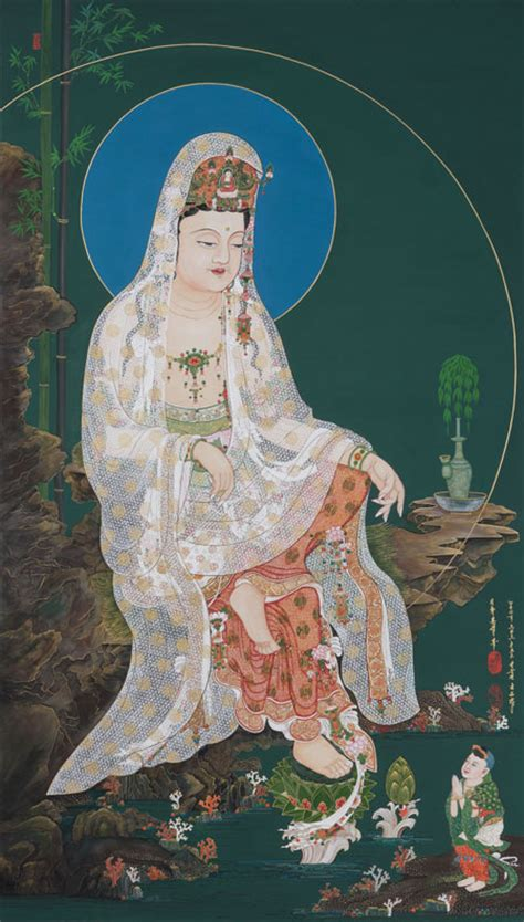 goryeo buddhist paintings  resting place ven hyedam