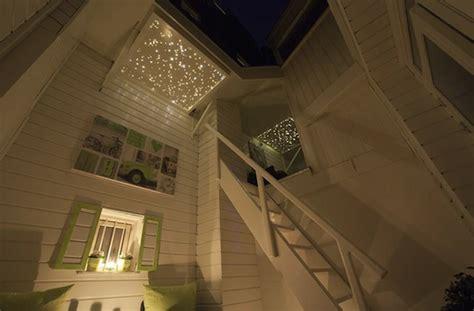 etoile plafond chambre plafond ciel étoilé chambre led fibre optique mycosmos