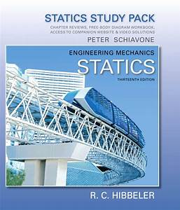 Hibbeler  Study Pack For Engineering Mechanics  Statics