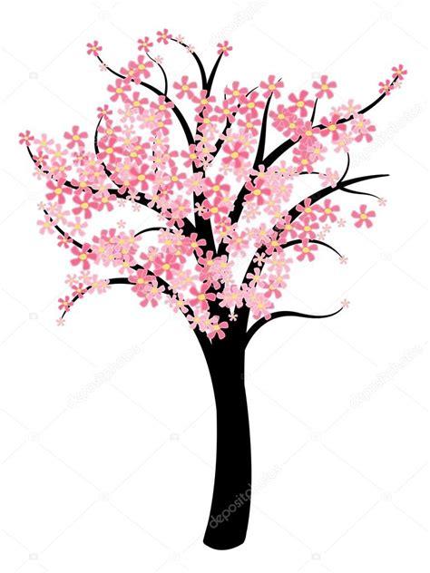 foto de flor de cerejeira Vetor de Stock © tupungato #59711077