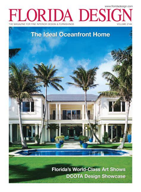 florida design magazine press releases gentile glas holloway o mahoney associates