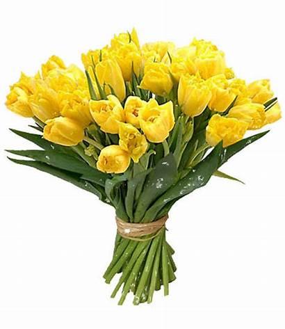 Bouquet Flower Flowers Transparent Birthday Clipart Clip