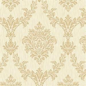 Fine Decor Richmond Damask Textured Glitter Wallpaper Soft ...