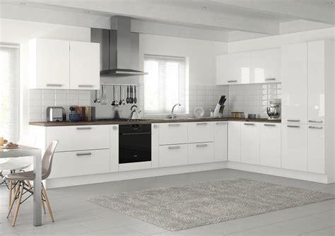Kitchen Cabinet Door Design Ideas - white gloss kitchens gloss cabinet door montana kitchens