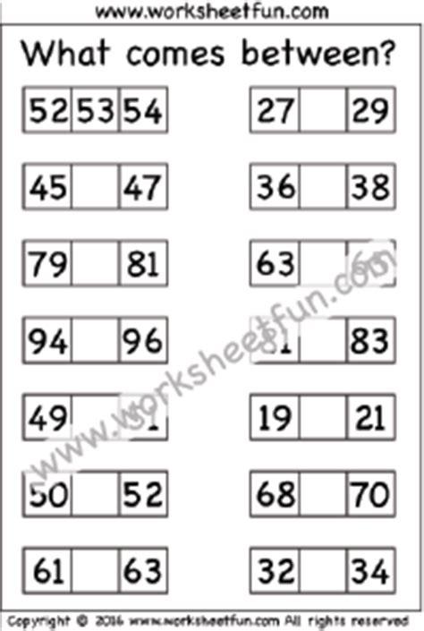 what comes after preschool numbers 1 100 free printable worksheets worksheetfun 914