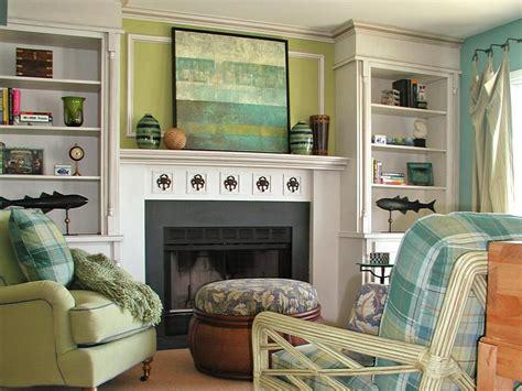 decorating ideas  fireplace mantels  walls diy