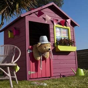 Cabane Enfant Leroy Merlin : maisonnette en bois coccinelle cerland m leroy merlin enfants play houses outdoor ~ Melissatoandfro.com Idées de Décoration