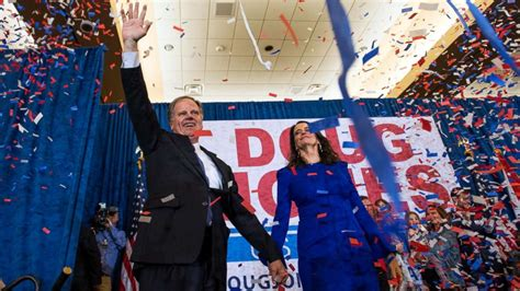 doug jones wins alabama senate race  seismic democratic