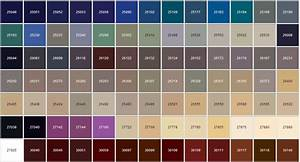 Fed Std 595 Sae Ams Std 595 Color Chart Mach Dynamics