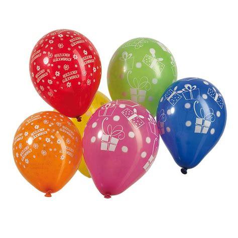 große luftballons kaufen kleine luftballons quot herzlichen gl 252 ckwunsch quot bunt 8er pack g 252 nstig kaufen bei partydeko de