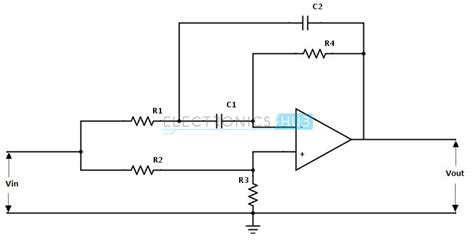 notch filter design band stop filter circuit design and applications