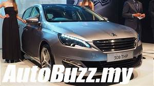 2015 Peugeot 308 1 6l Thp Launch In Malaysia