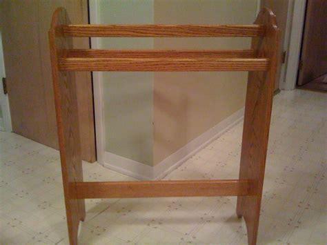 woodwork quilt racks wooden  plans