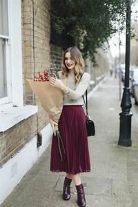 Standesamt Kleidung Damen : plisseerock kombinieren wenn du den trend rock so tr gst siehst du einfach umwerfend aus ~ Orissabook.com Haus und Dekorationen