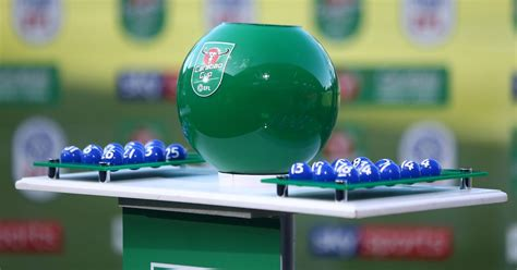 When is the Carabao Cup fourth round draw? Time, ball ...