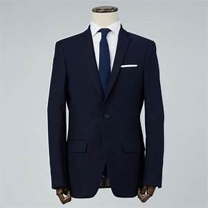 Costume Bleu Marine Homme : costume pour homme bleu nuit ~ Melissatoandfro.com Idées de Décoration