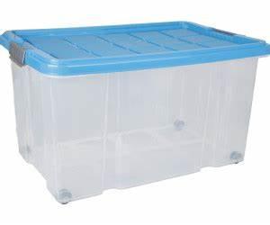 Aufbewahrungsboxen Kunststoff Mit Deckel : eurobox 60 x 40 x 30 cm ~ Markanthonyermac.com Haus und Dekorationen