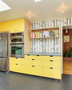 kitchen wallpaper ideas wall decor that sticks With kitchen cabinets lowes with papier peint decoratif mural