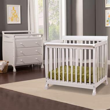 mini crib with changing table da vinci 2 nursery set kalani mini crib and 3